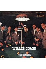 New Vinyl Willie Colon - Hustler LP