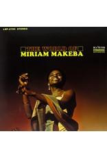 New Vinyl Miriam Makeba - The World Of Miriam Makeba LP