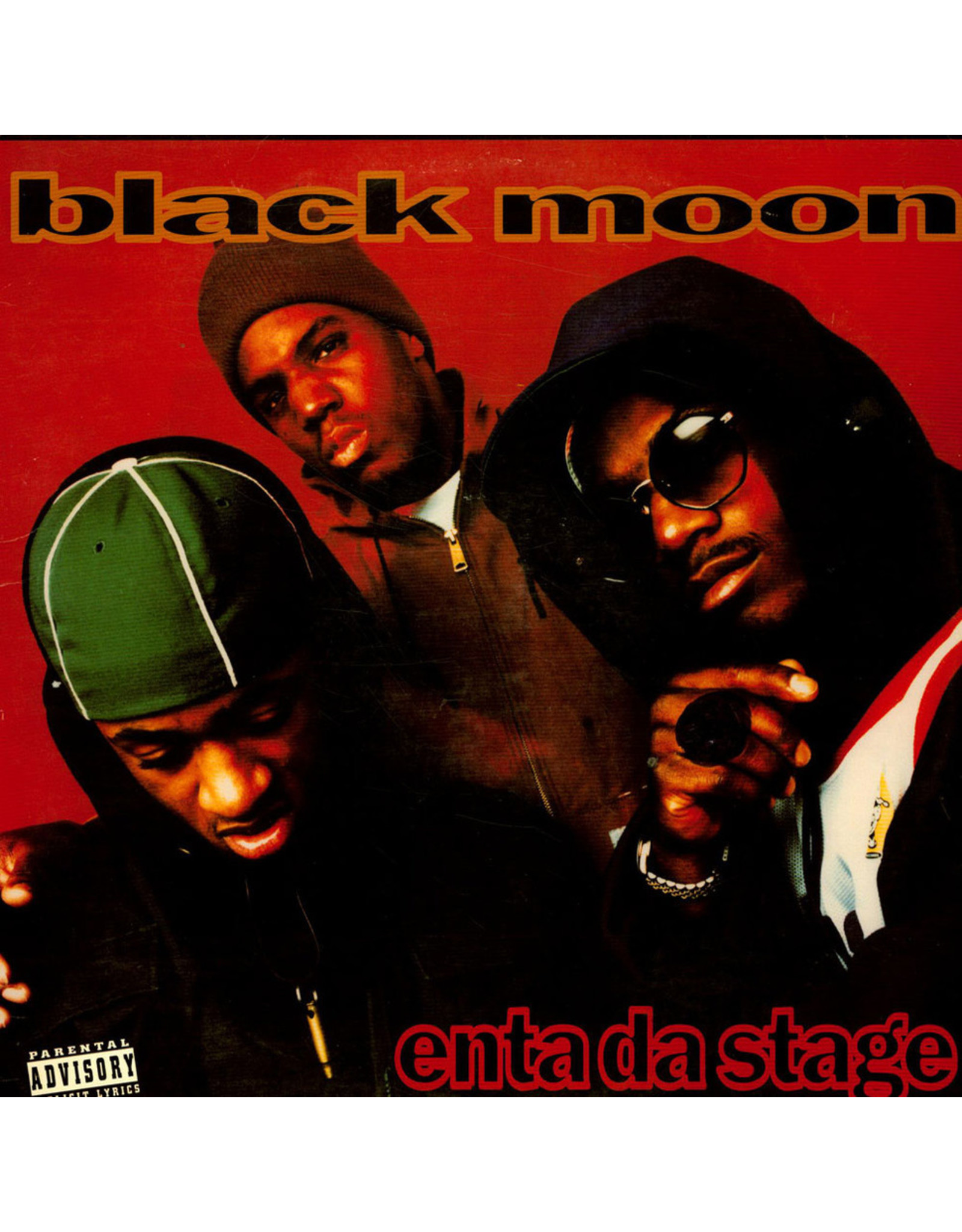 New Vinyl Black Moon - Enta Da Stage 2LP