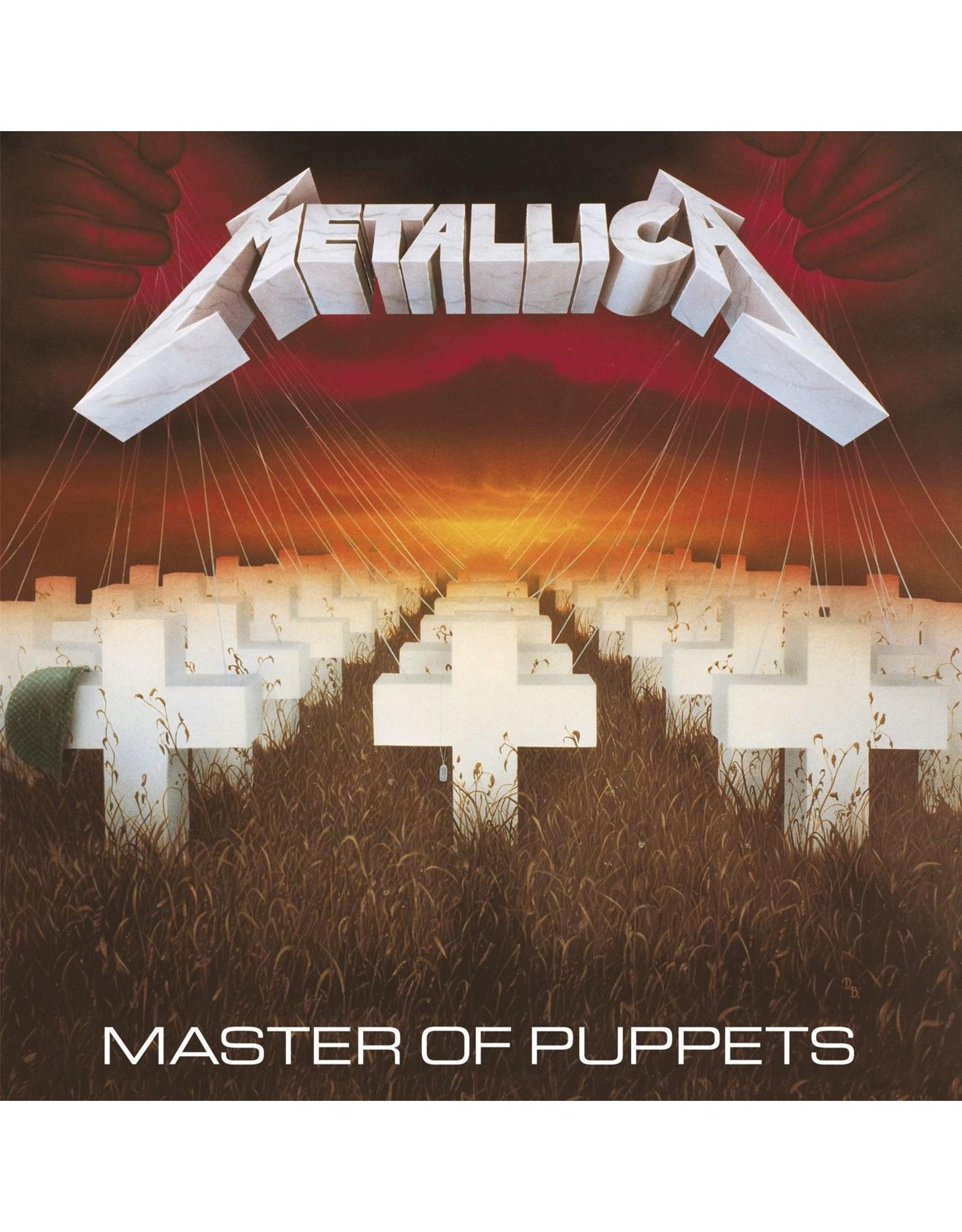 New Vinyl Metallica - Master Of Puppets (2017 Remaster) LP