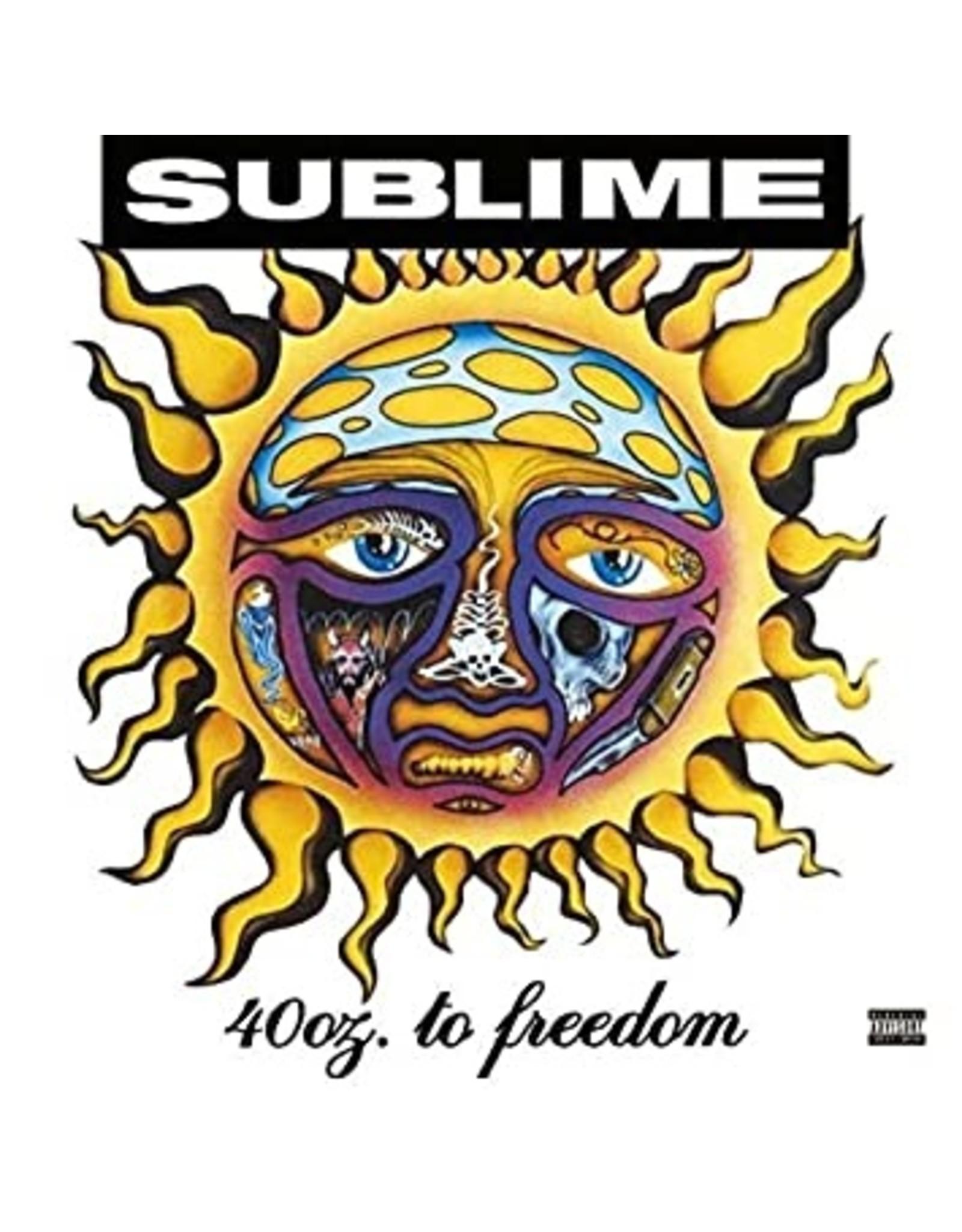 New Vinyl Sublime - 40oz. To Freedom 2LP