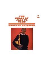 New Vinyl Ornette Coleman - Shape Of Jazz To Come LP