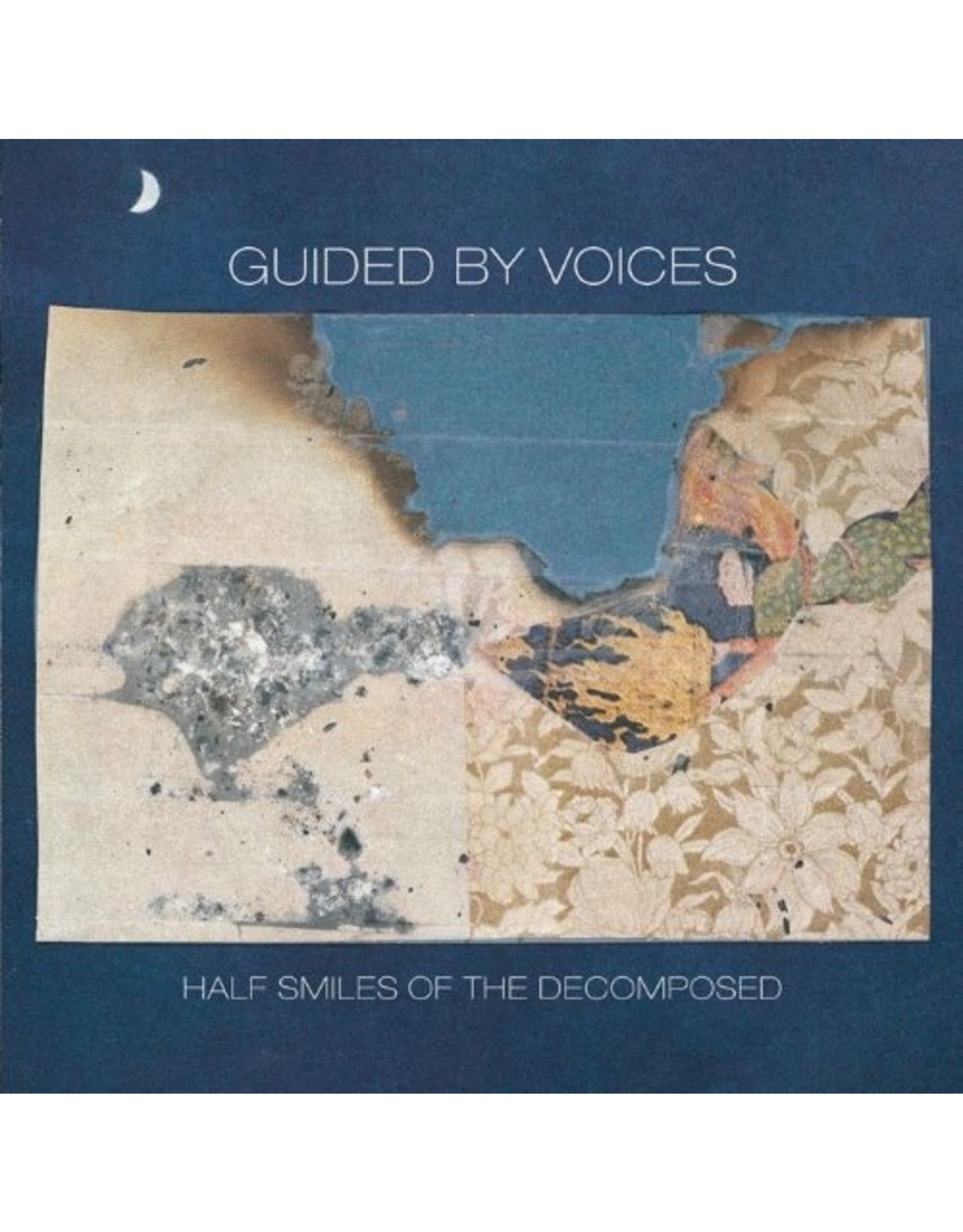 New Vinyl Guided By Voices - Half Smiles Of The Decomposed LP