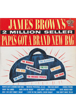 New Vinyl James Brown - Papa's Got A Brand New Bag LP