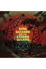 New Vinyl King Gizzard & The Lizard Wizard - Nonagon Infinity (Colored) LP