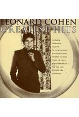 New Vinyl Leonard Cohen - Greatest Hits LP