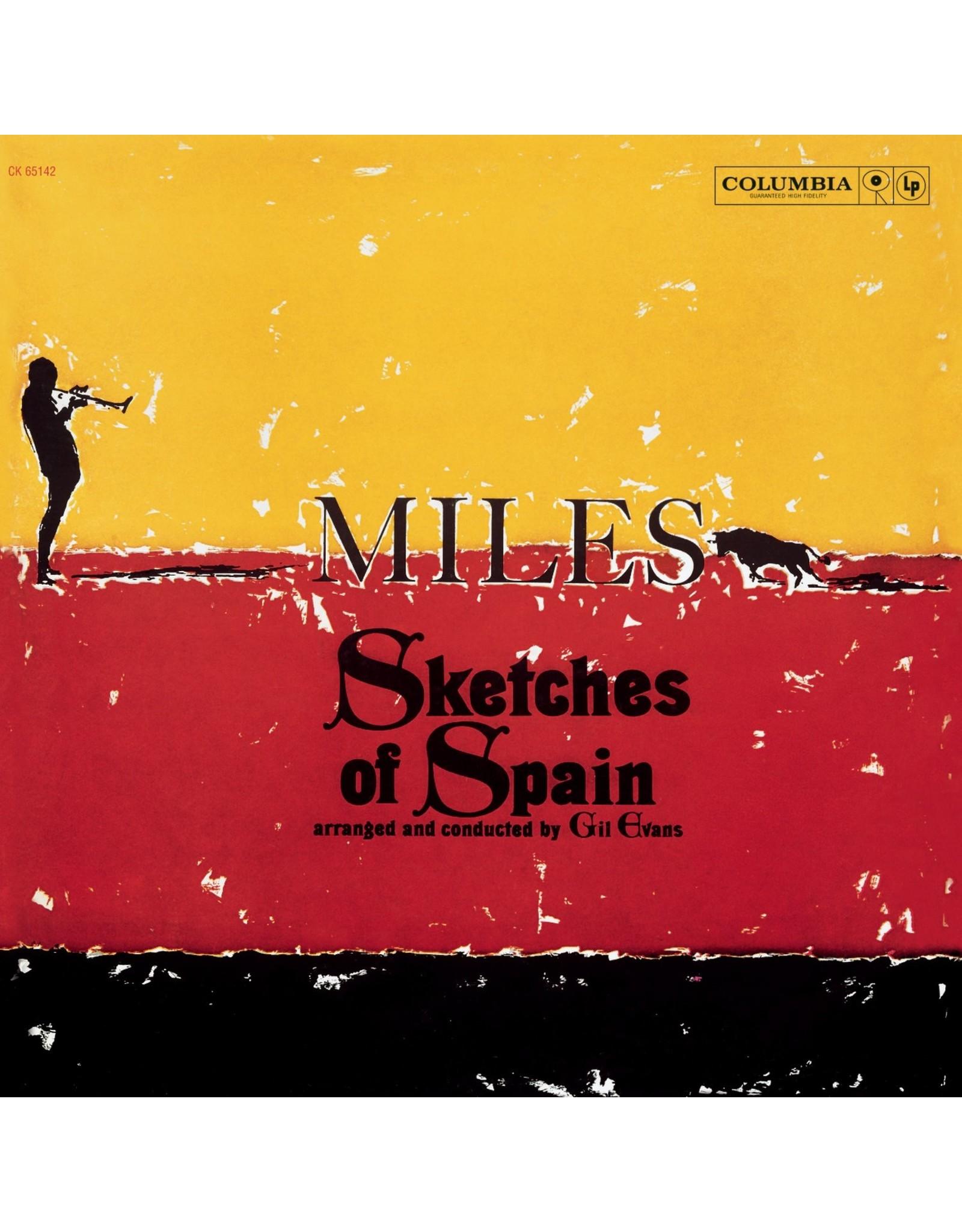 New Vinyl Miles Davis - Sketches Of Spain (Mono) LP