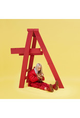 New Vinyl Billie Eilish - Don't Smile At Me (Colored) LP