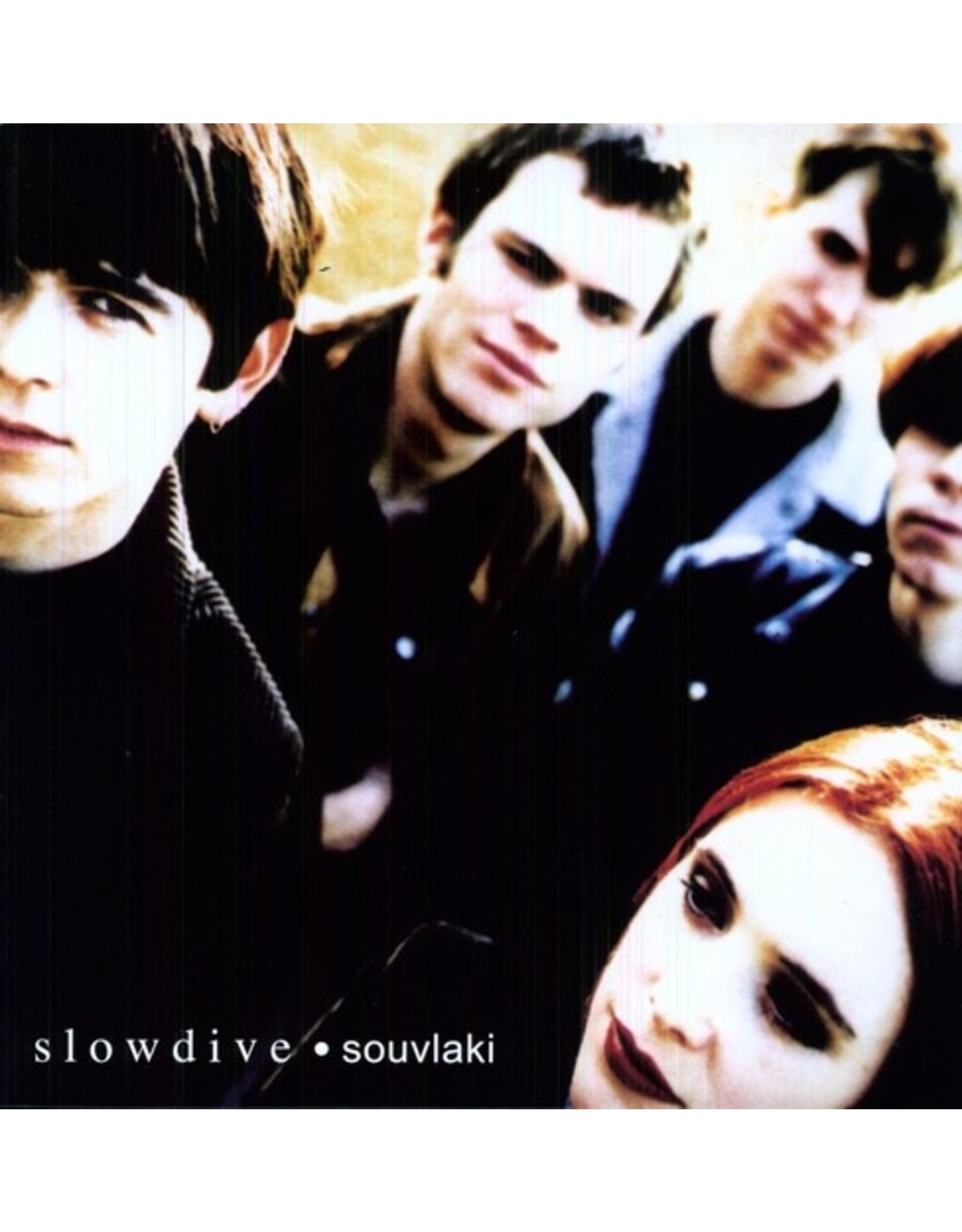 New Vinyl Slowdive - Souvlaki LP