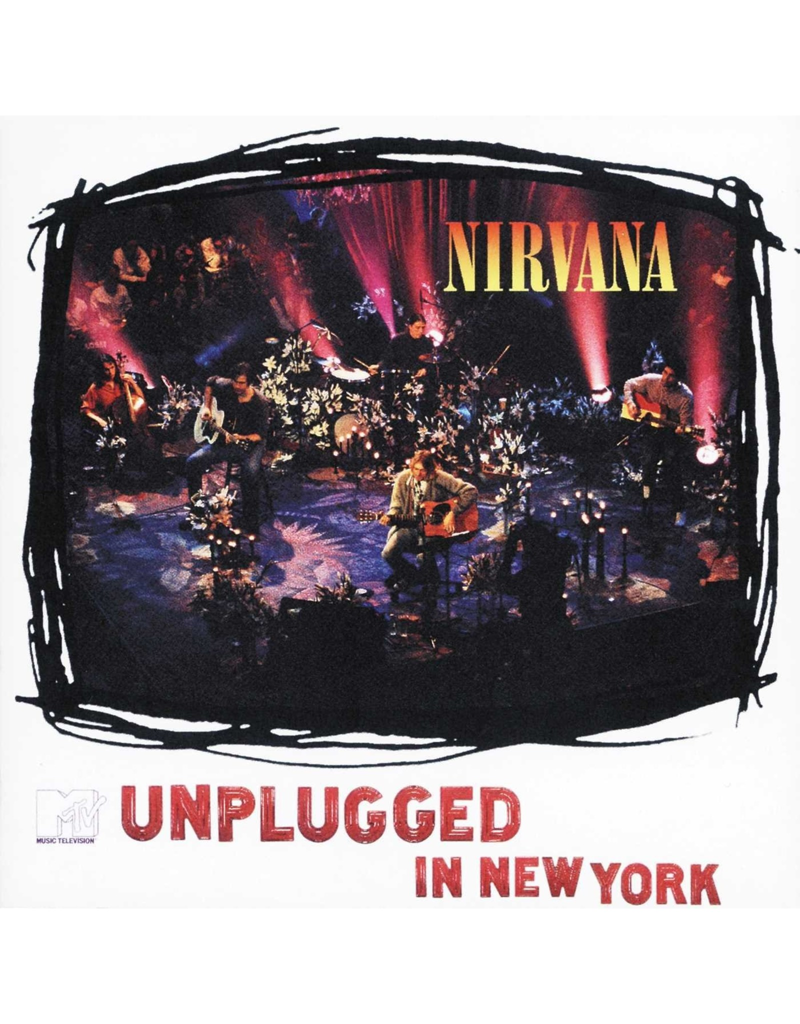 New Vinyl Nirvana - MTV Unplugged In New York (25th Anniversary Expanded) 2LP