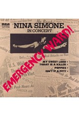 New Vinyl Nina Simone - Emergency Ward LP
