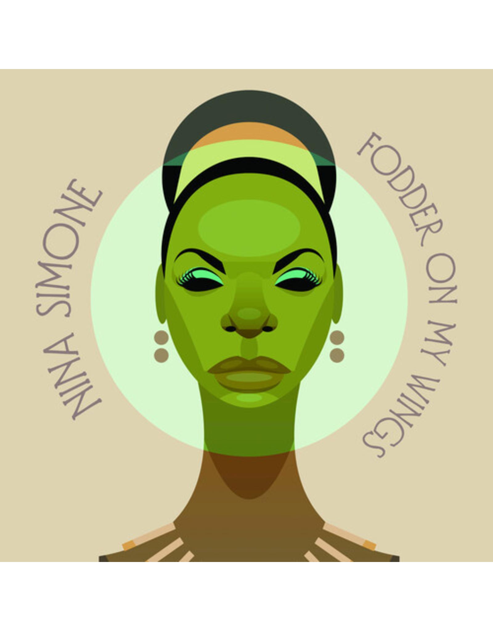 New Vinyl Nina Simone - Fodder On My Wings LP