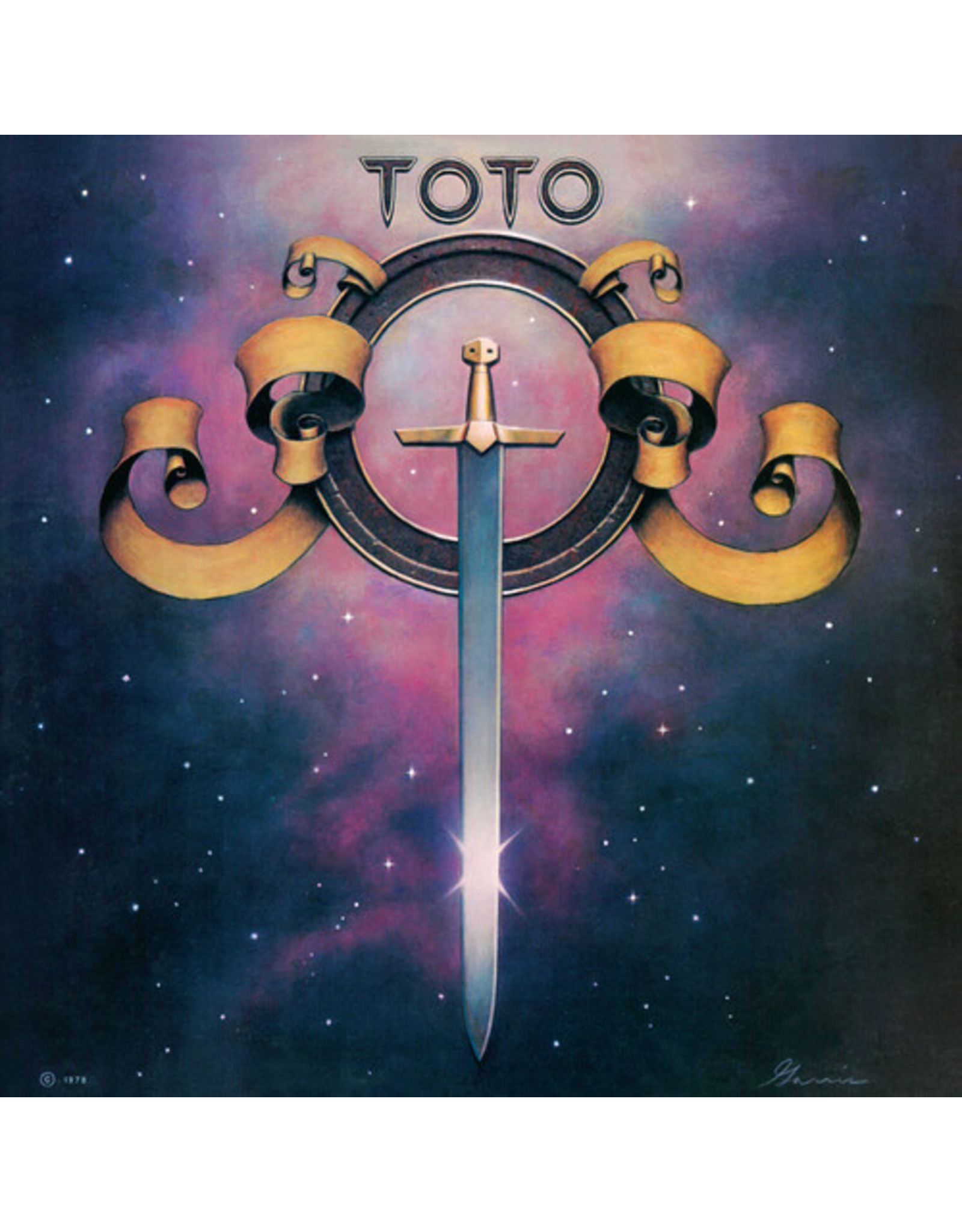 New Vinyl Toto - S/T LP
