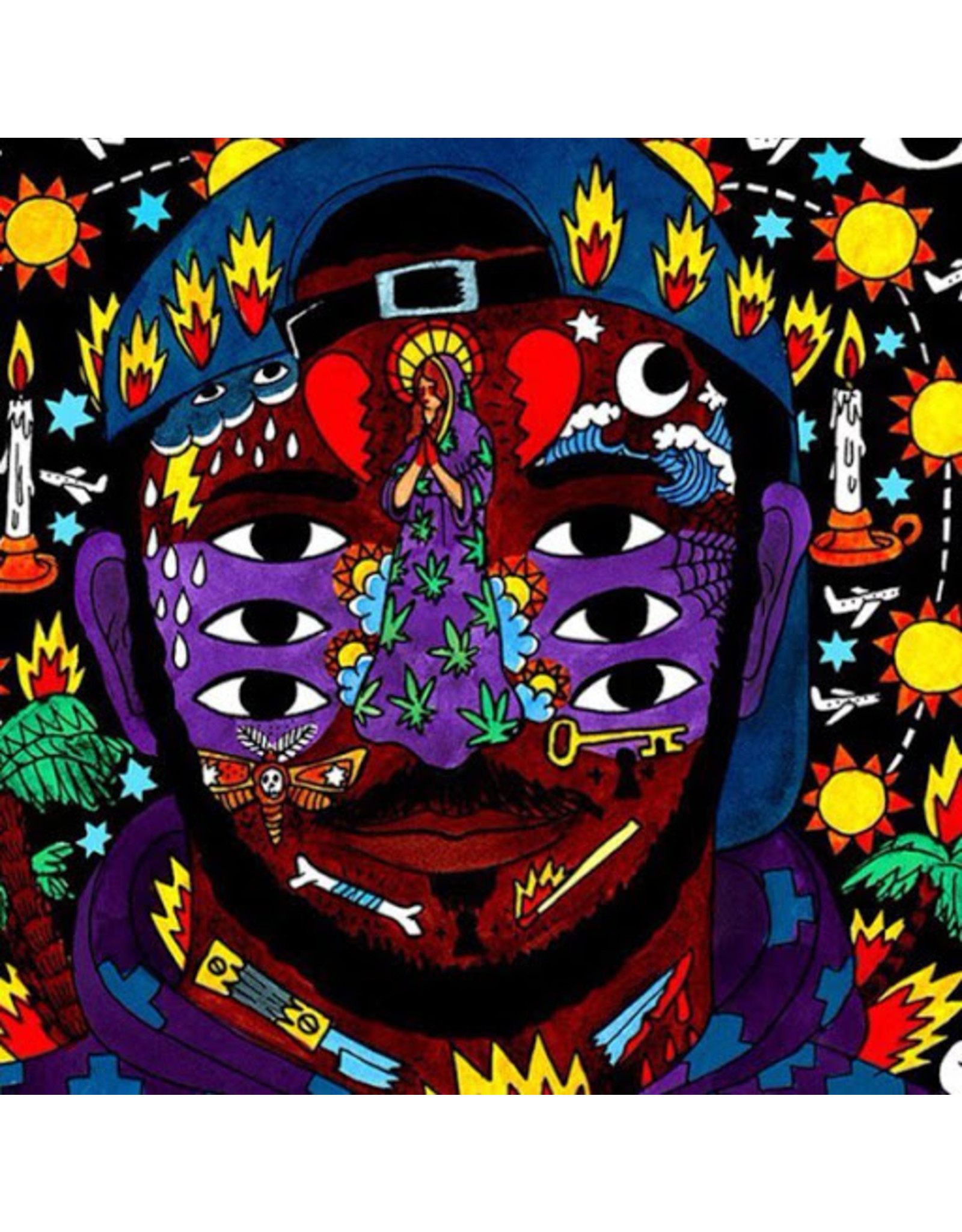 New Vinyl Kaytranada - 99.9% 2LP