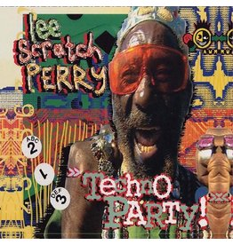 "New Vinyl Lee ""Scratch"" Perry - Techno Party LP"