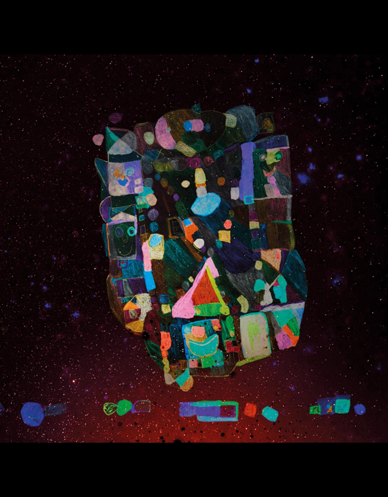 New Vinyl Little Dragon - New Me, Same Us (Colored) LP