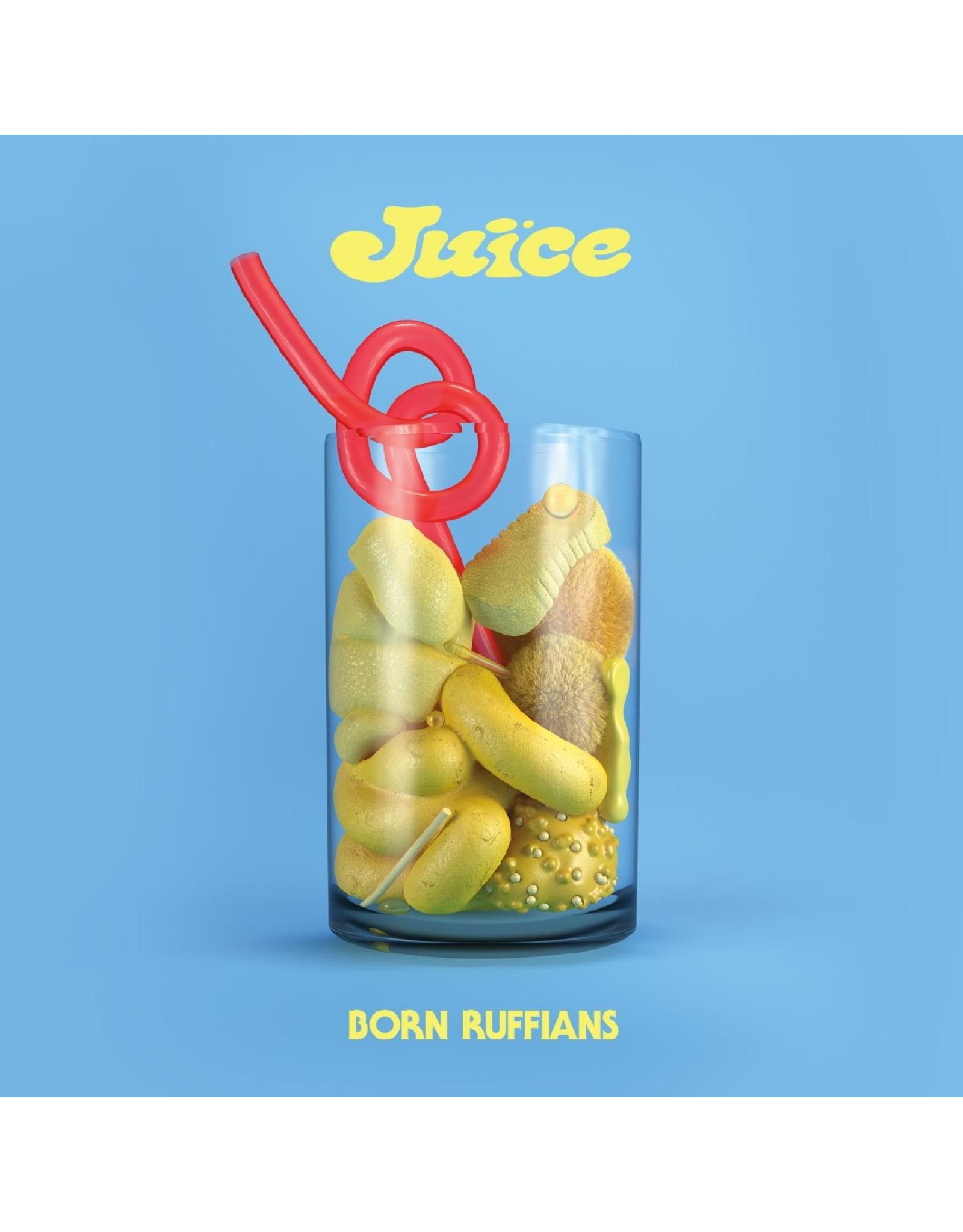 New Vinyl Born Ruffians - Juice (Colored) LP