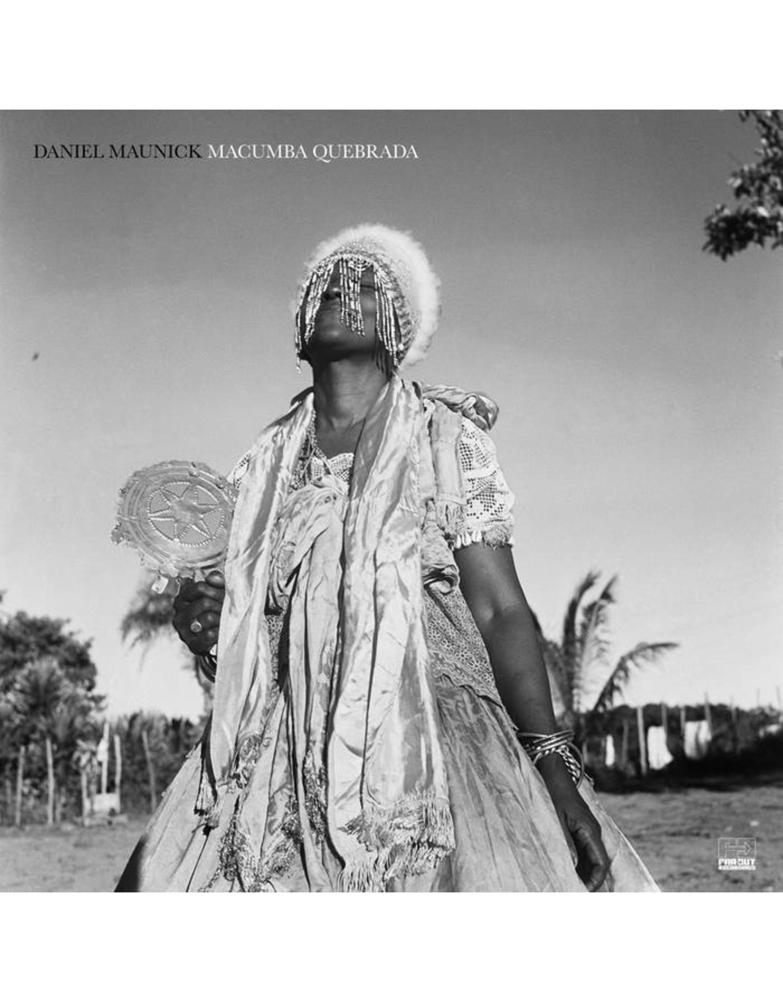 New Vinyl Daniel Maunick - Macumba Quebrada 2LP
