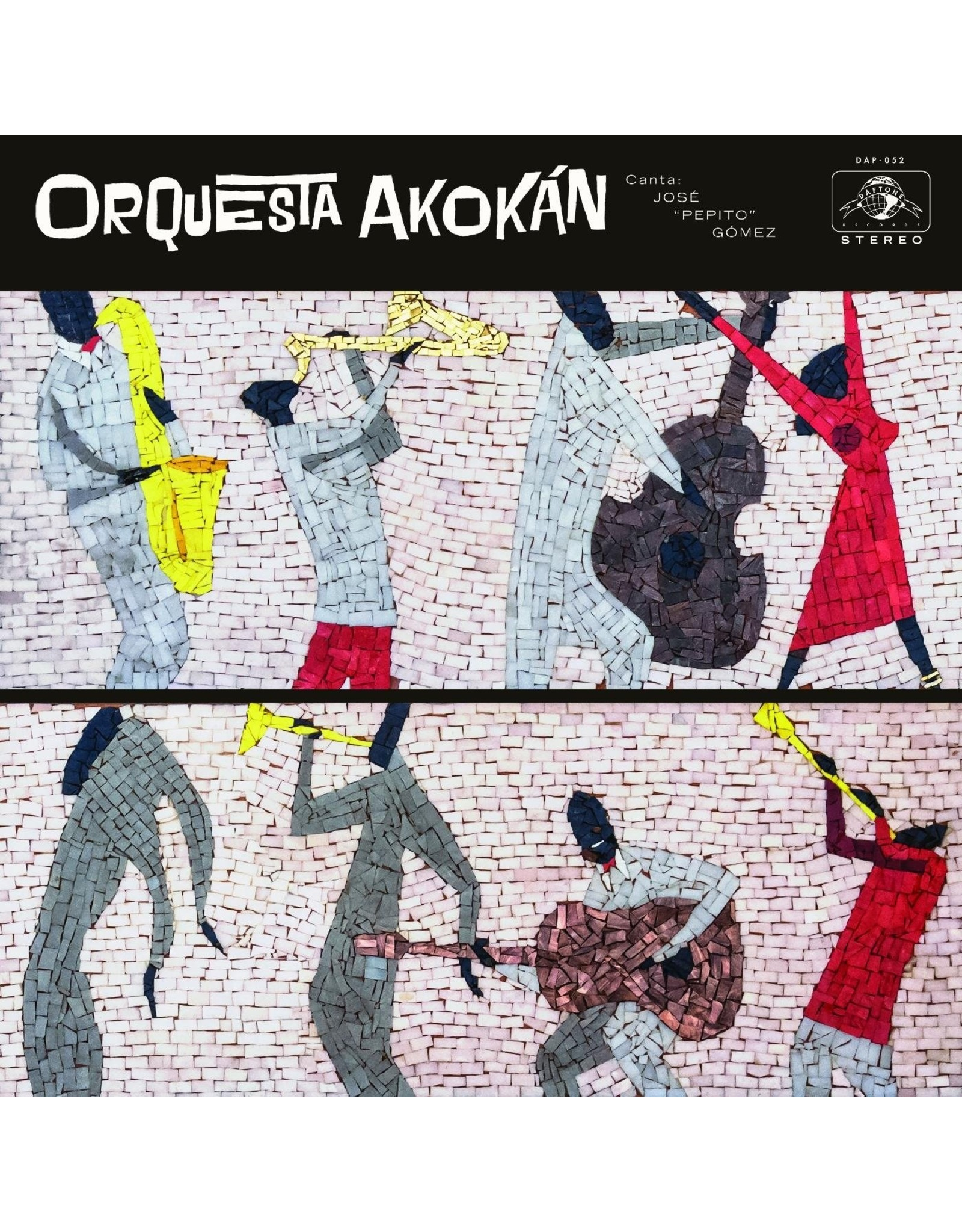 New Vinyl Orquesta Akokan - S/T LP
