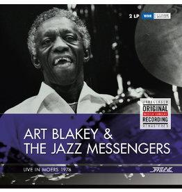 New Vinyl Art Blakey & The Jazz Messengers - Live In Moers 1976 2LP