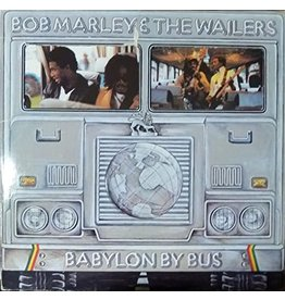 New Vinyl Bob Marley & The Wailers - Babylon By Bus 2LP