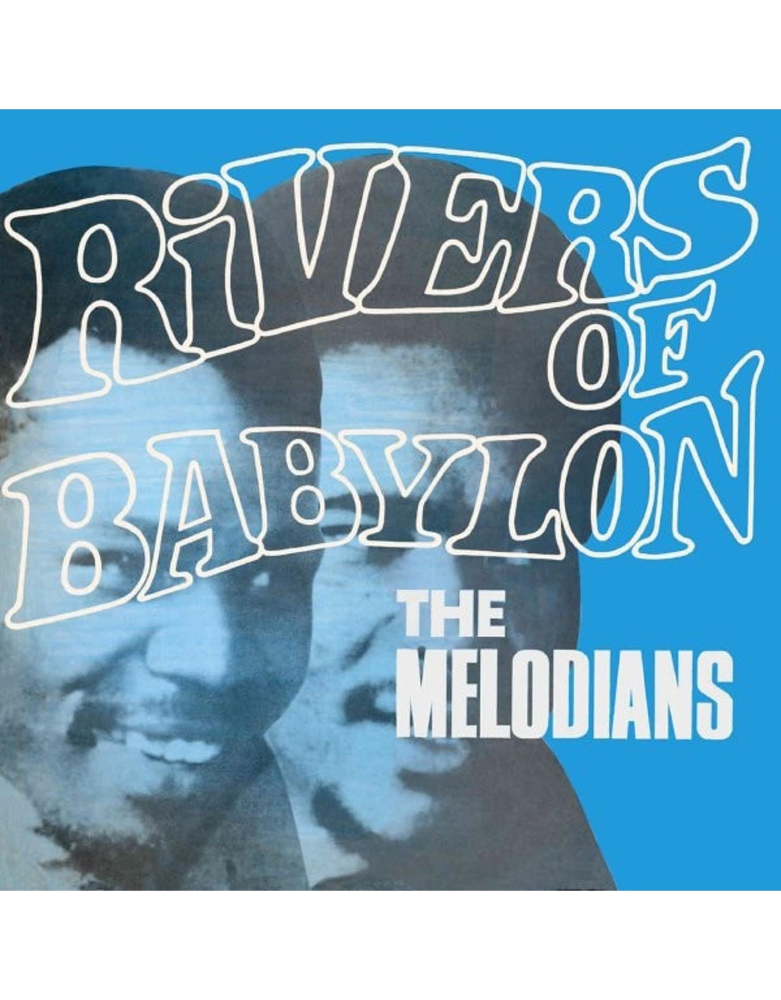 New Vinyl The Melodians - Rivers Of Babylon LP
