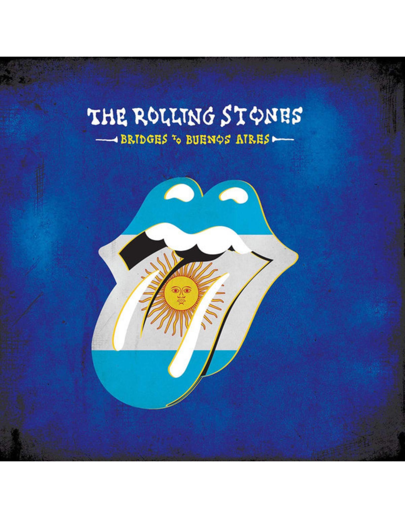 New Vinyl Rolling Stones - Bridges To Buenos Aires 3LP