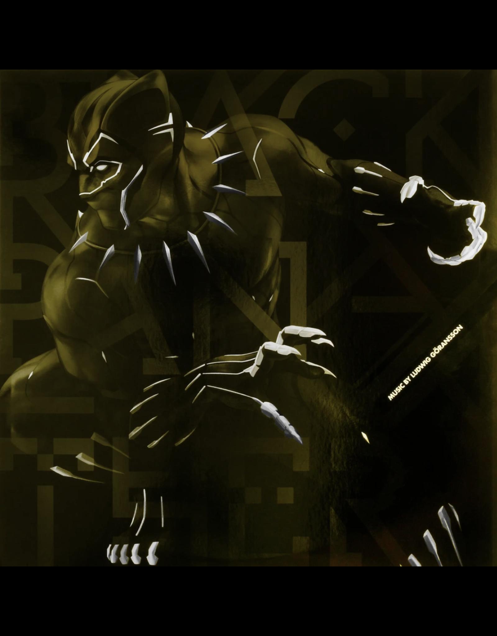 New Vinyl Ludwig Goransson - Black Panther Score (Marvel Studios Mondo Edition) 3LP