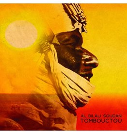 New Vinyl Al Bilali Soudan - Tombouctou LP