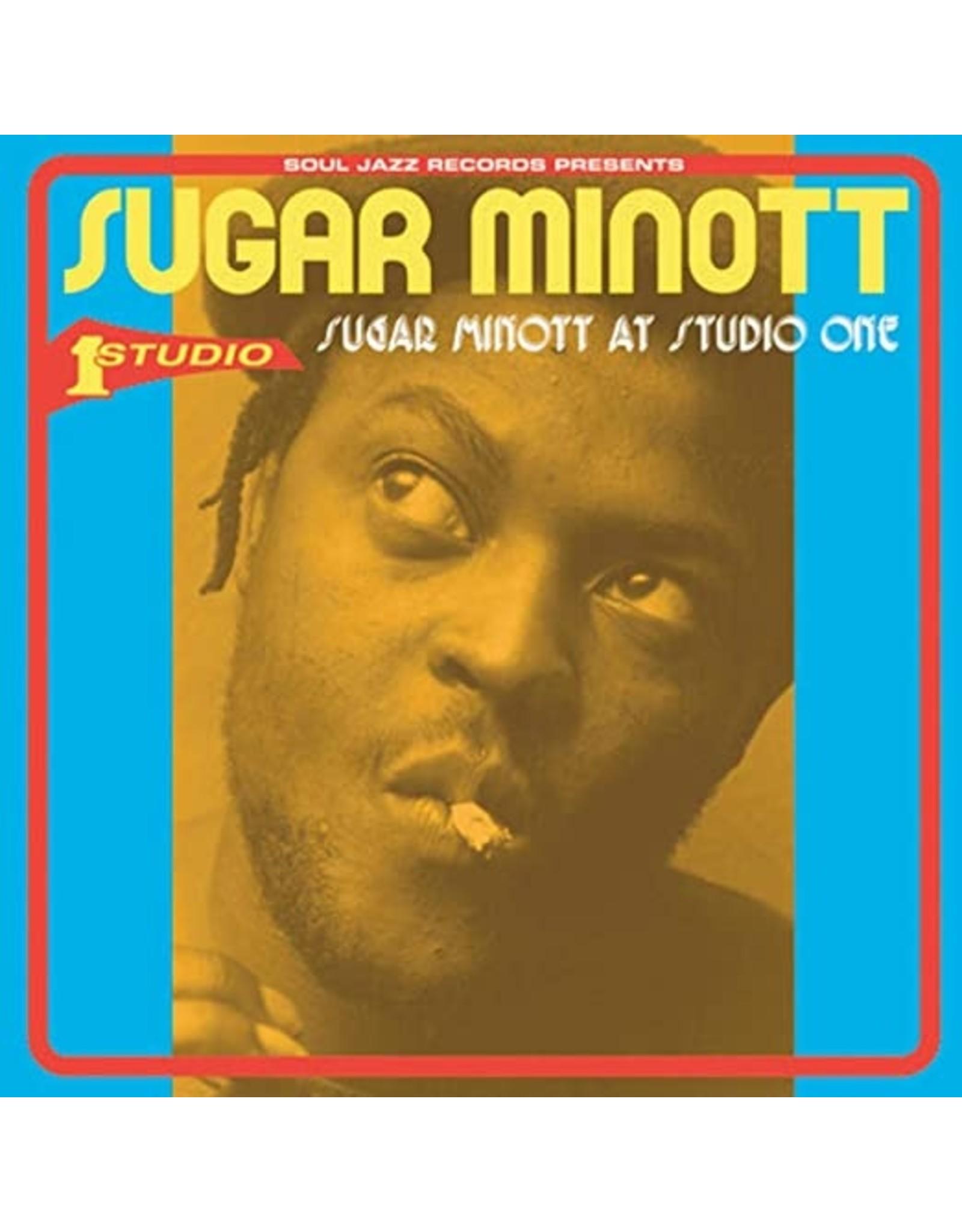 New Vinyl Sugar Minott - At Studio One 2LP