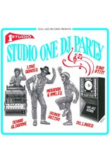 New Vinyl Various - Studio One D.J. Party 2LP