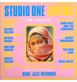 New Vinyl Various - Studio One Lovers 2LP
