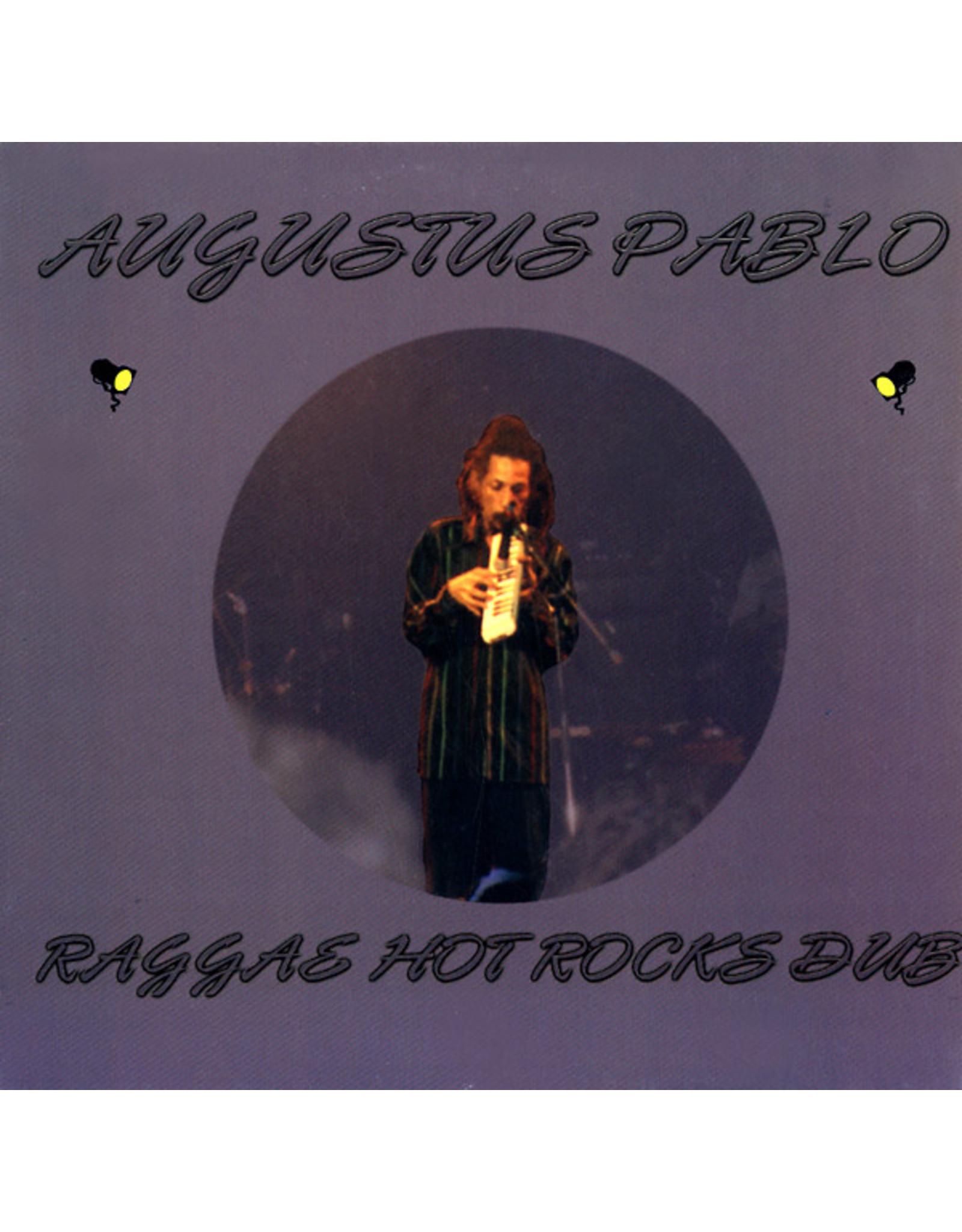 New Vinyl Augustus Pablo - Hot Rocks Dub LP