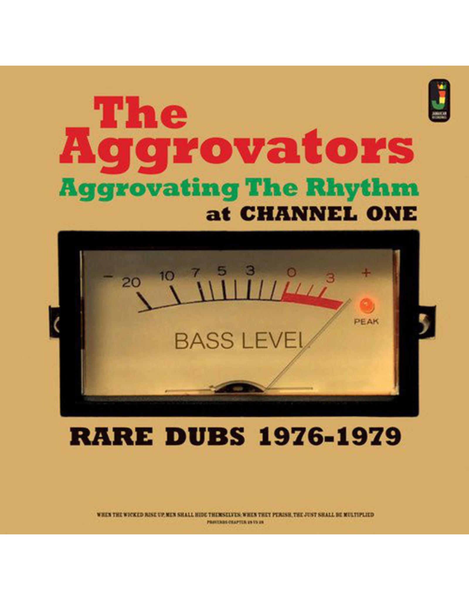 New Vinyl The Aggrovators - Aggrovating The Rhythm: Rare Dubs 1976-1979 LP