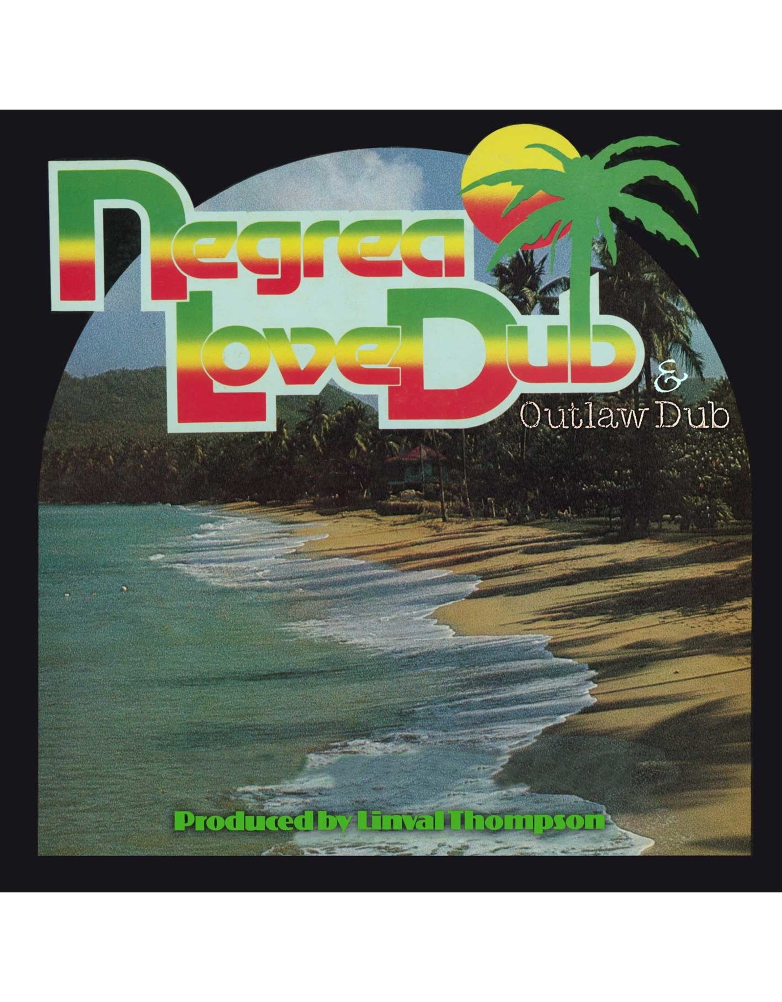 Linval Thompson - Negrea Love Dub LP