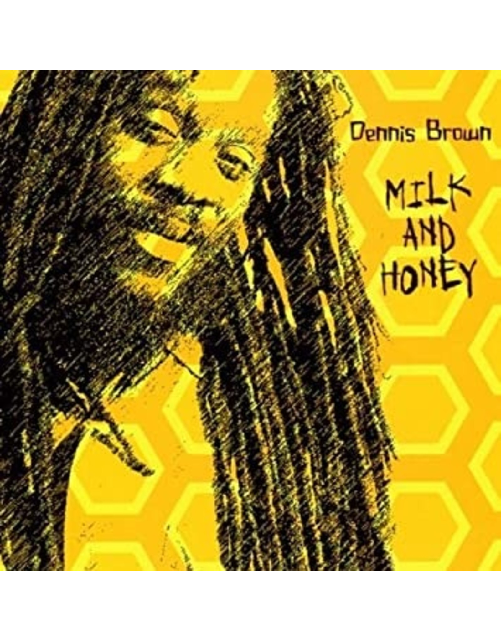 New Vinyl Dennis Brown - Milk & Honey LP