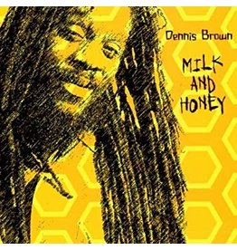 New Vinyl Dennis Brown - Milk & Honey LP