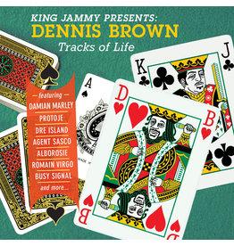 "New Vinyl Dennis Brown - Tracks Of Life LP+7"""