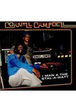 New Vinyl Cornell Campbell - I Man A The Stal-A-Watt LP