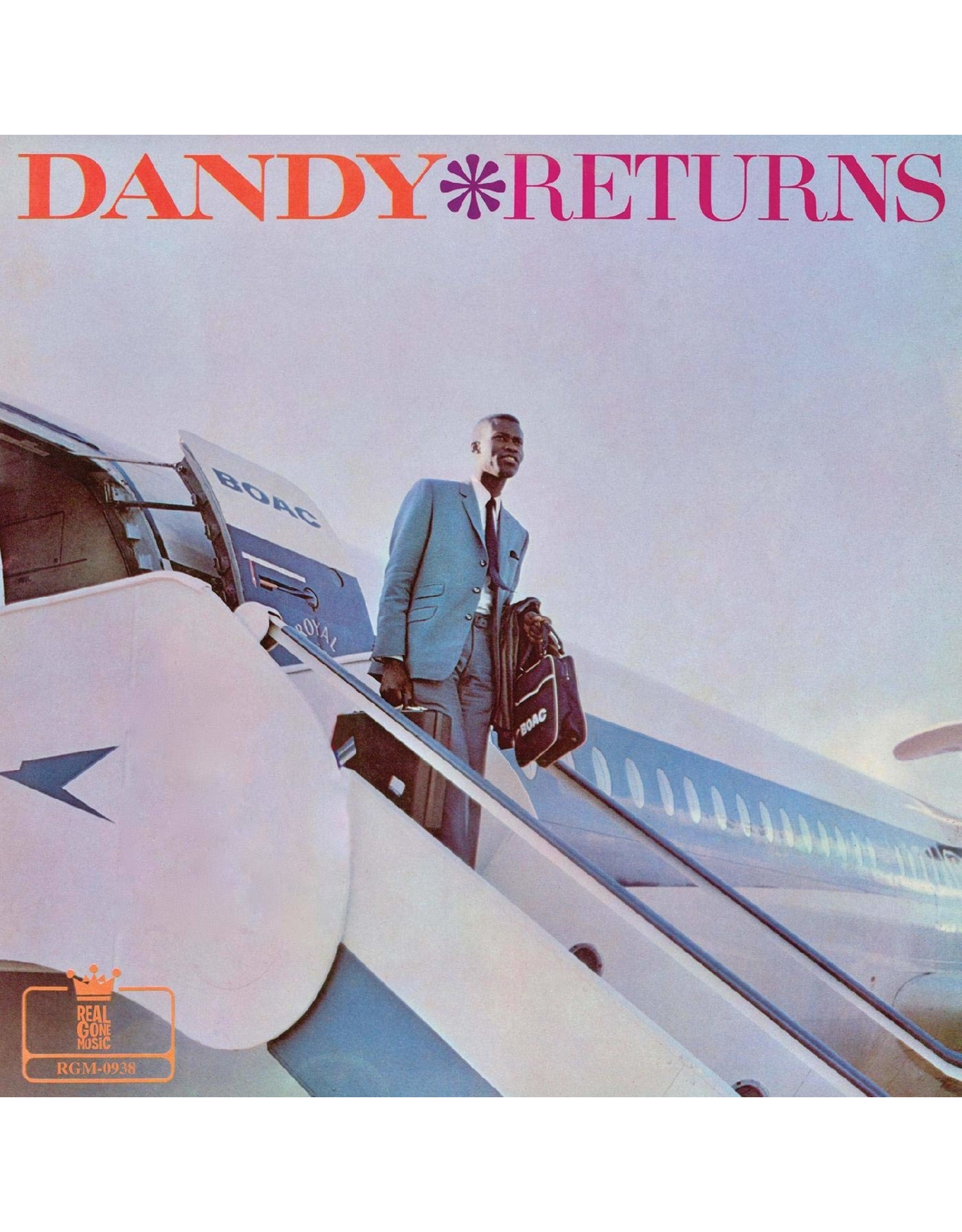 New Vinyl Dandy - Dandy Returns LP