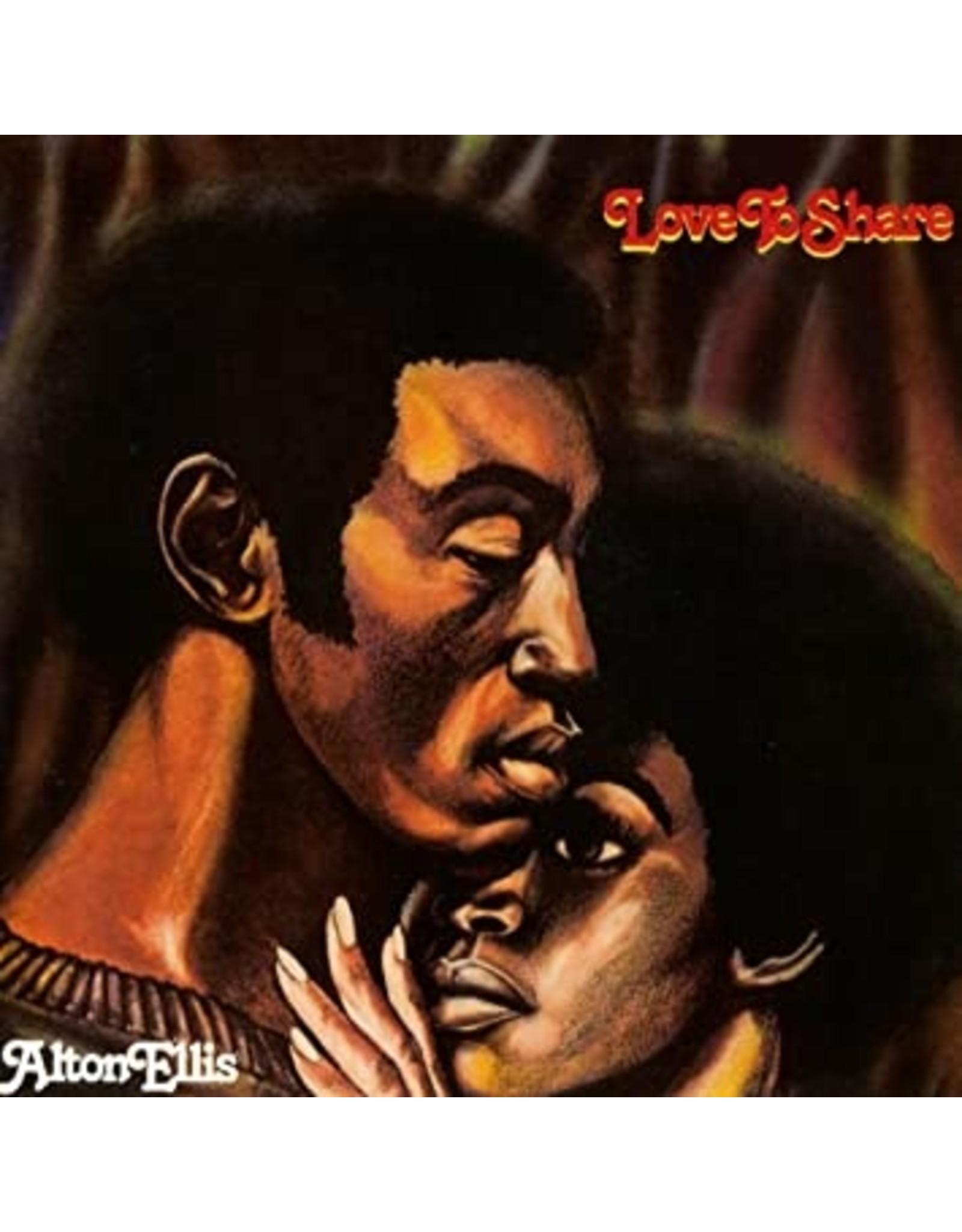 New Vinyl Alton Ellis - Love To Share LP