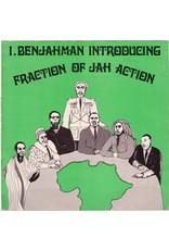New Vinyl I. Benjahman - Fraction Of Jah Action LP