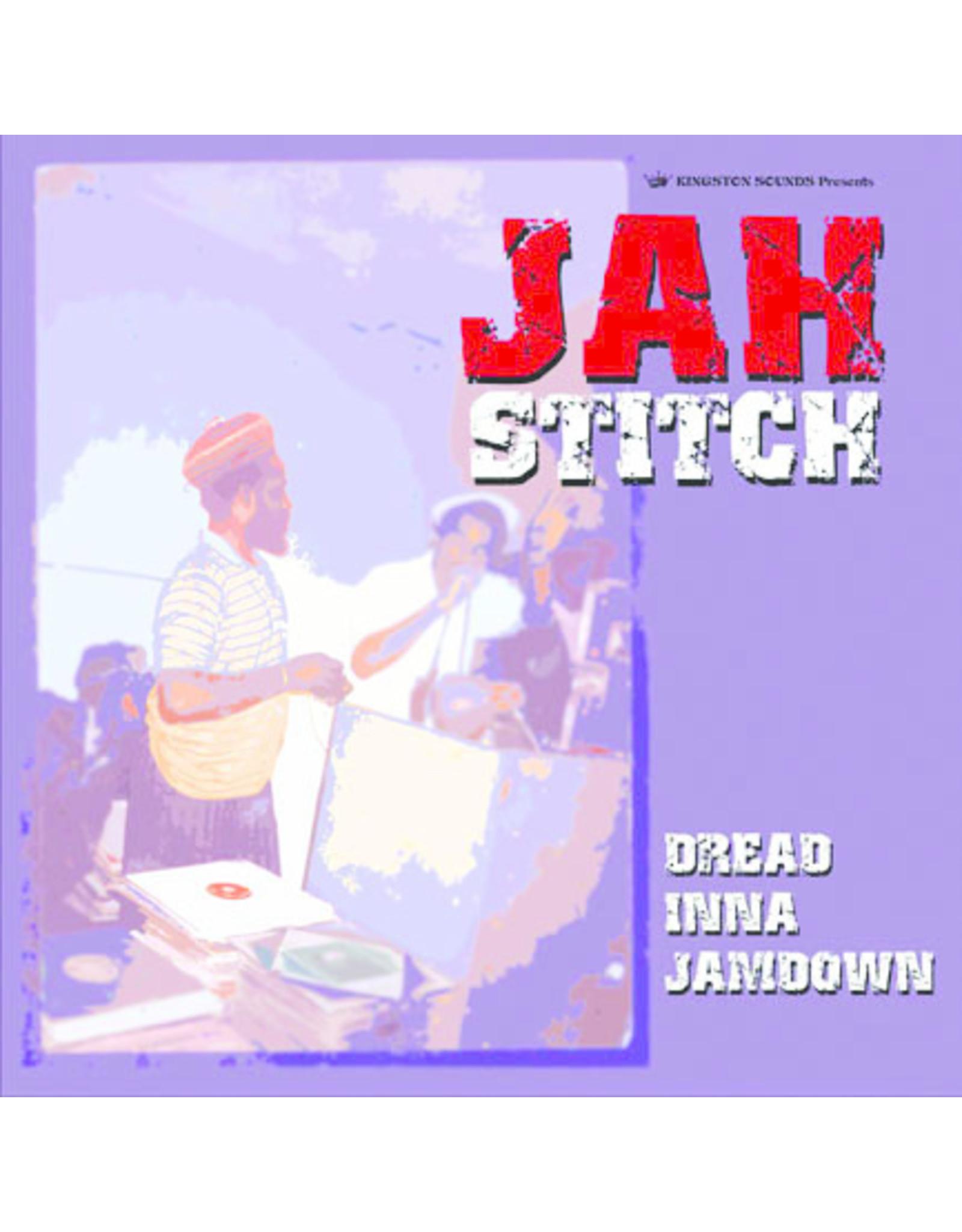 New Vinyl Jah Stitch - Dread Inna Jamtown LP
