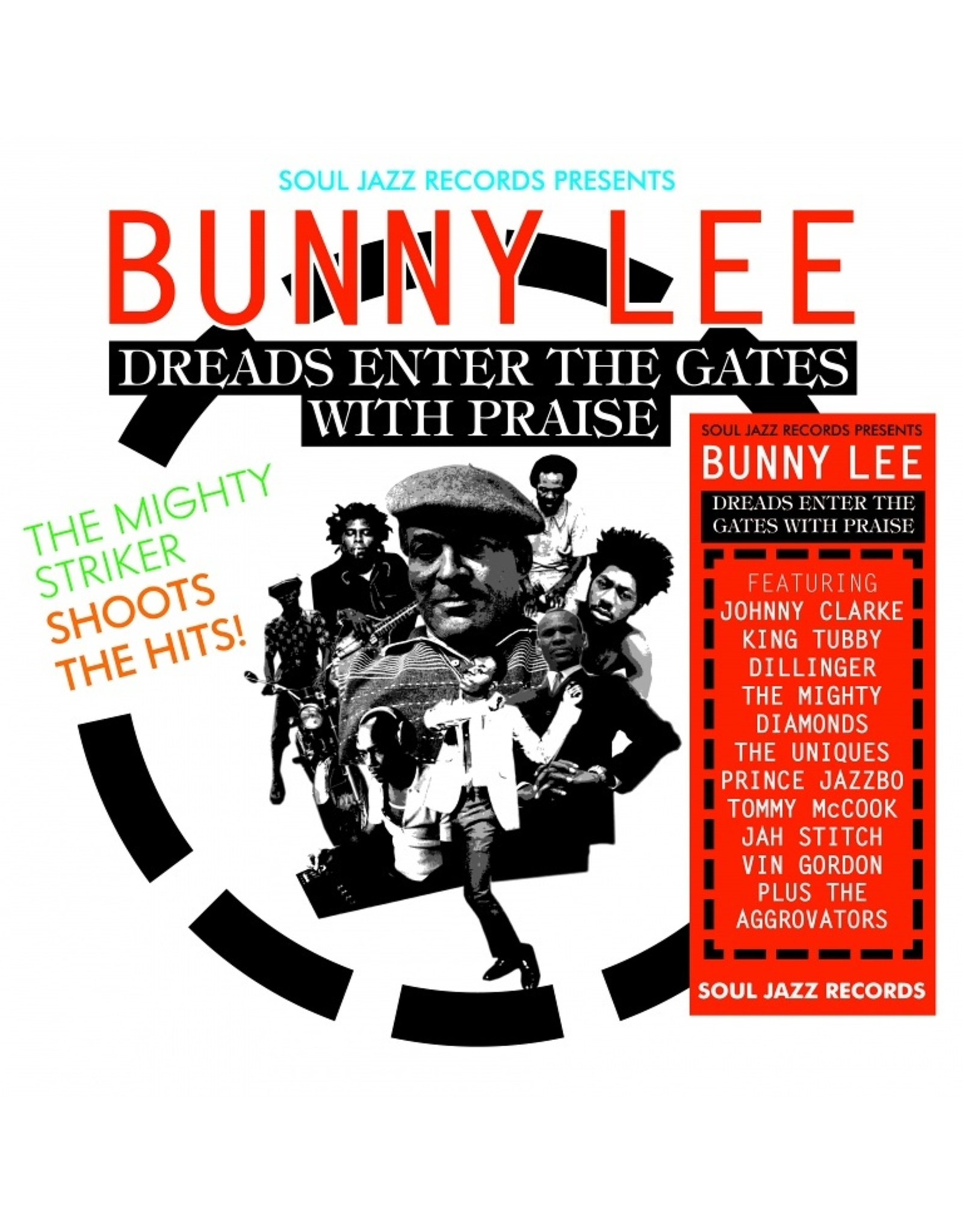 New Vinyl Bunny Lee - Dreads Enter The Gates With Praise 2LP