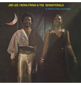 New Vinyl Jimi Lee / Mona Finnih & The Sensationals - A Stroll In The Moonlight LP