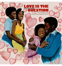 New Vinyl Linval Thompson - Love Is The Question LP