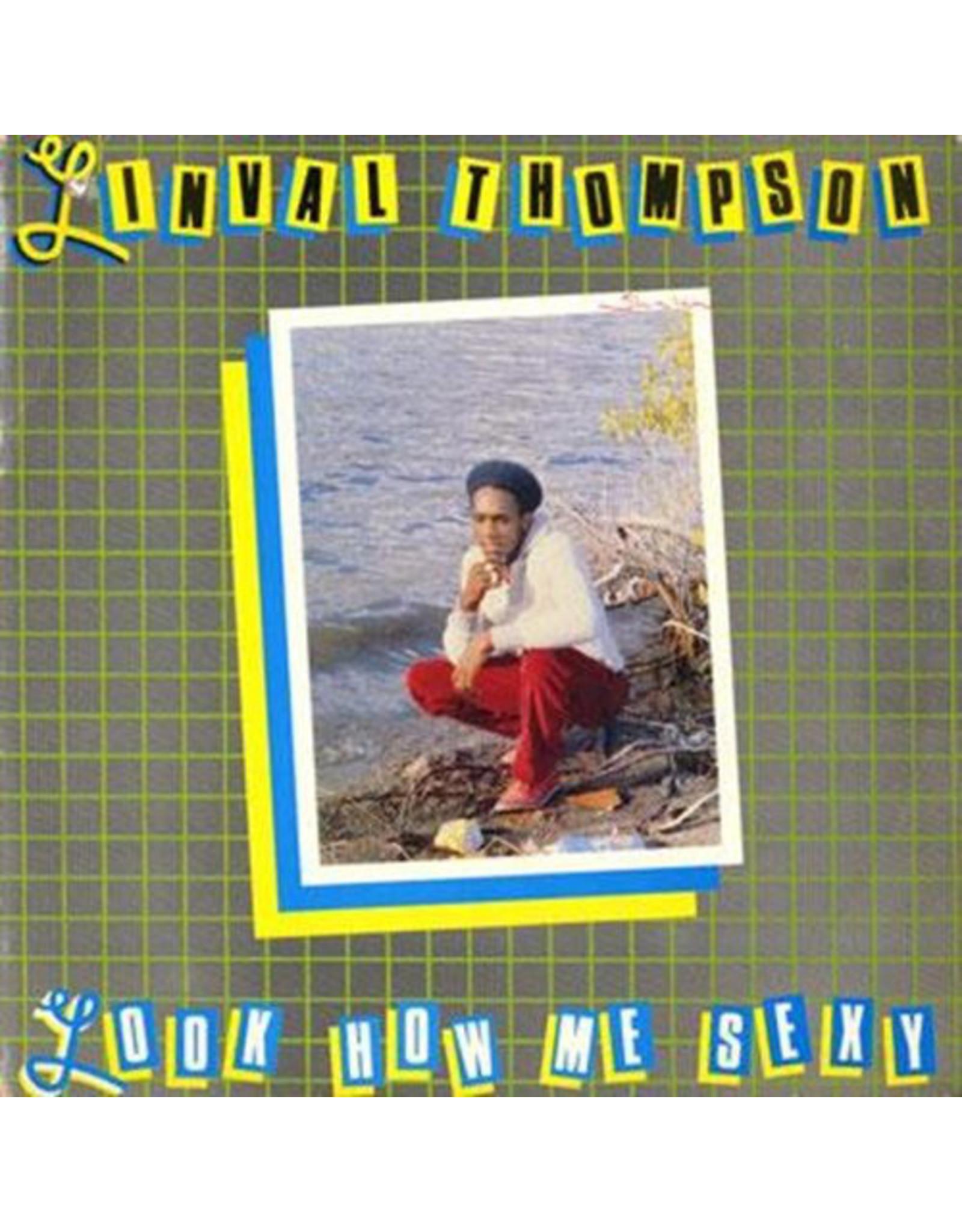 New Vinyl Linval Thompson - Look How Me Sexy LP