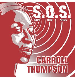 New Vinyl Carroll Thompson - S.O.S. LP