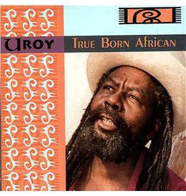 New Vinyl U-Roy - True Born African LP