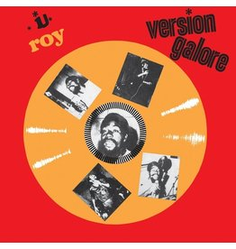 New Vinyl U-Roy - Version Galore LP